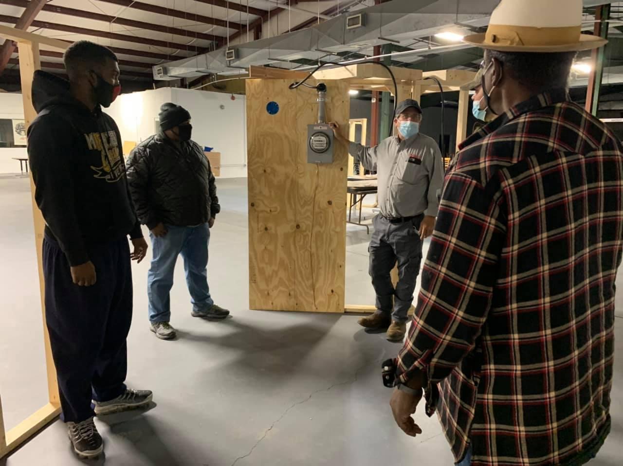 electrical wiring job training